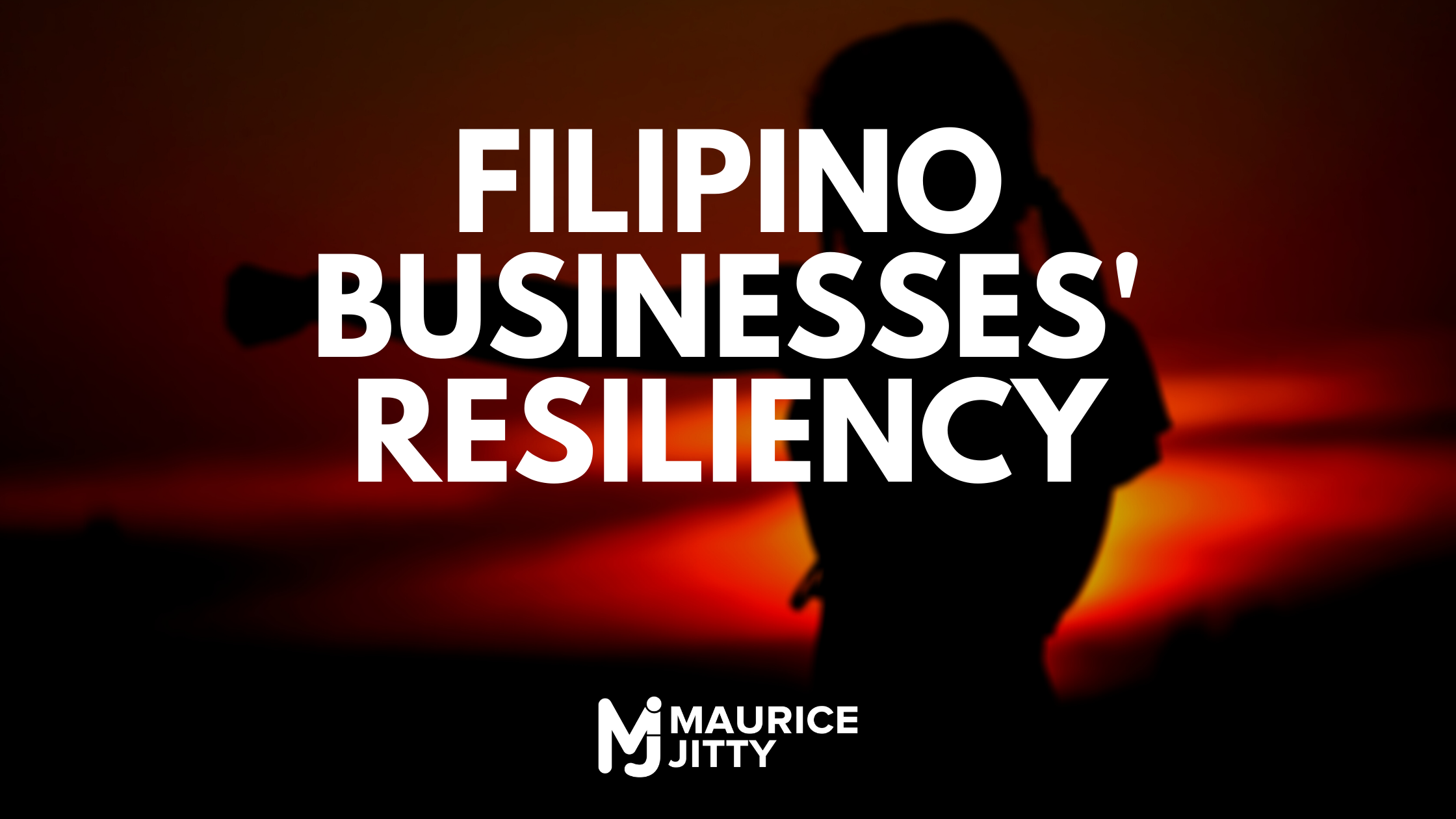 Filipino Businesses' Resiliency
