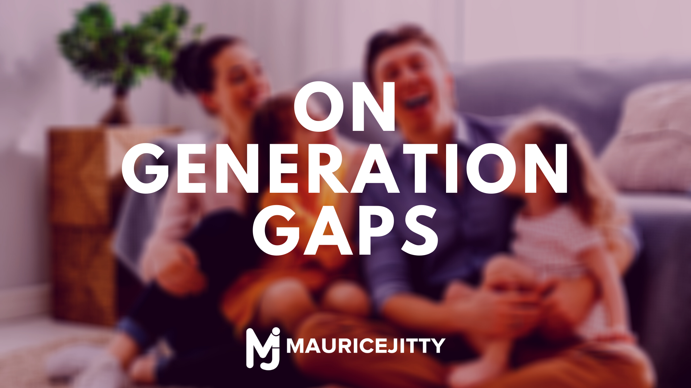on generation gaps